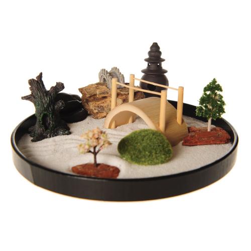 Mini Zen Garden. Boss Day gifts for women and men.