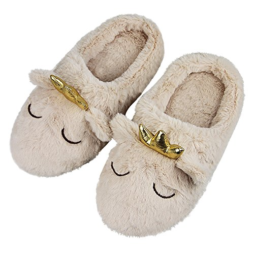 Warm Fleece Slippers