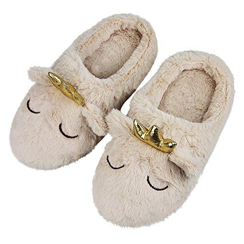 Warm Fleece Slippers