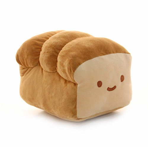 Bread Plush Pillow