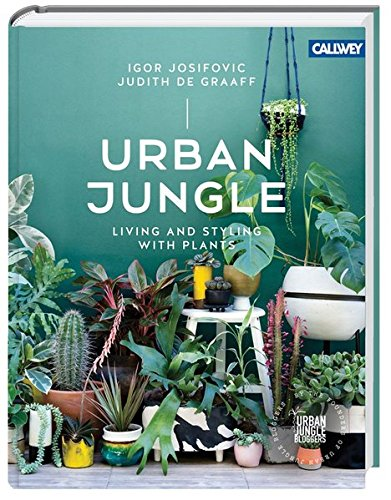Urban Jungle: Living and Styling with Plants (Christmas gifts for mom)