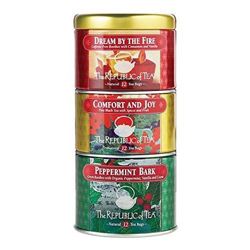 The Republic Of Tea Holiday Tea Collection