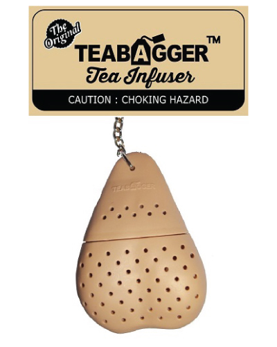The TeaBagger Tea Infuser (Naughty gifts for him and for her)