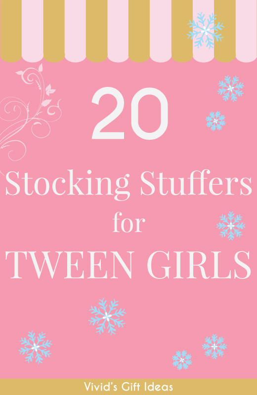Christmas Stocking Stuffer Ideas For Tweens