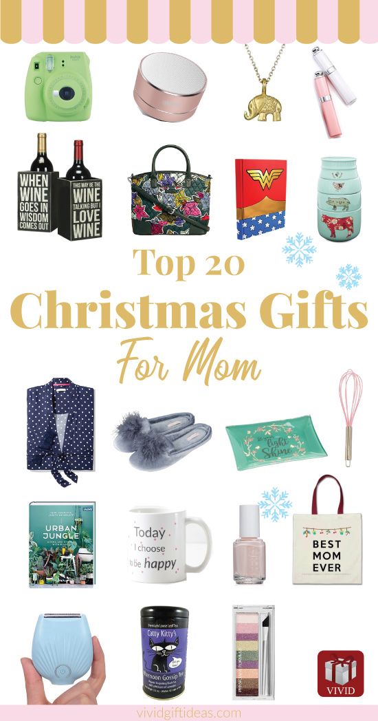 20 Fabulous Christmas Gift Ideas For Mom Vivid 39 S