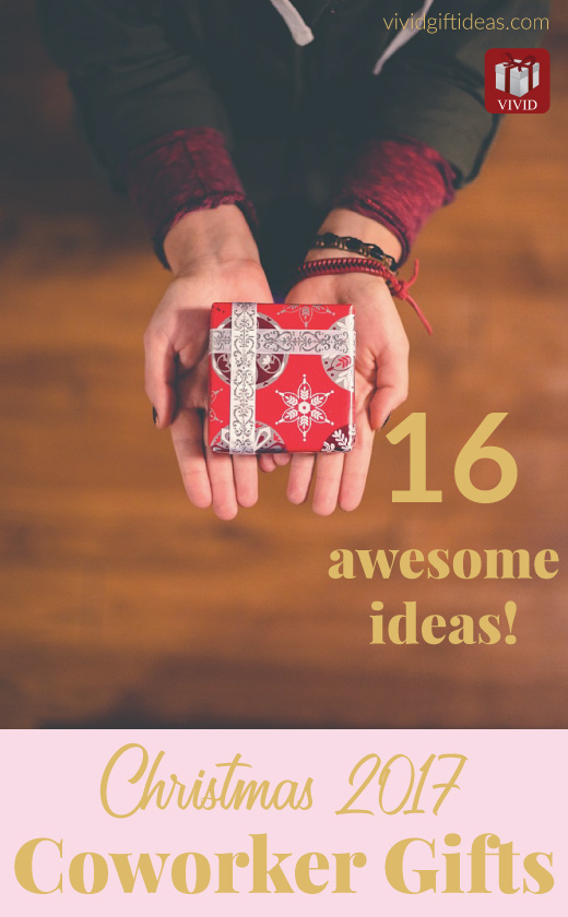 Christmas Gifts For Coworkers | Holiday Gift Guide 2017