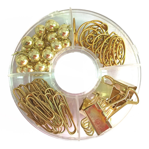 Decorative Paper Clips and Set