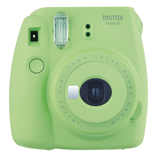 Fujifilm Instax Mini 9 Instant Camera. Tech gifts for women. Holiday trends 2017. Christmas gifts for mom.