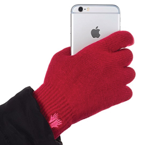 Screen Touch Texting Gloves