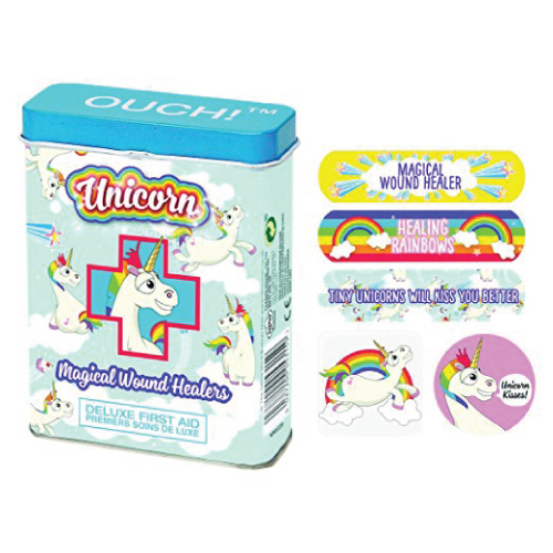 Unicorn Ouch Bandages