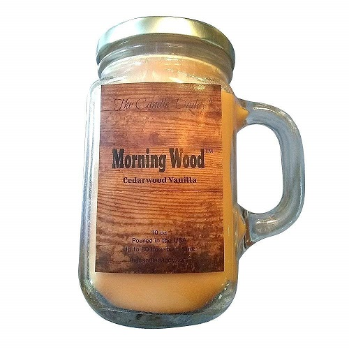 Morning Wood Scented Candle