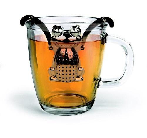 Kikkerland Frog Tea Infuser