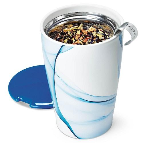 Tea Forté KATI Ceramic Tea Brewing Cup
