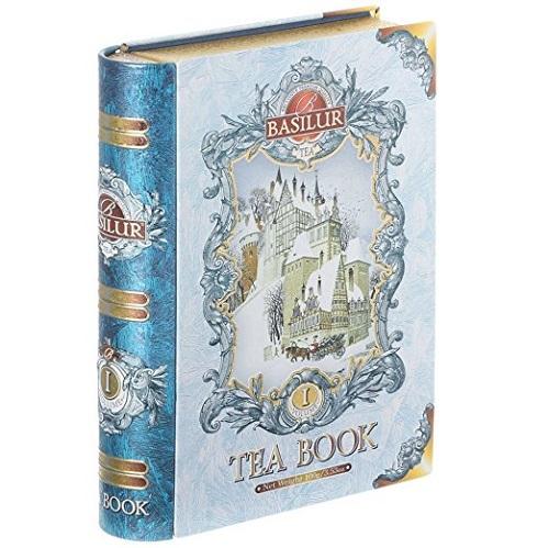 Basilur Tea Book Gift Set