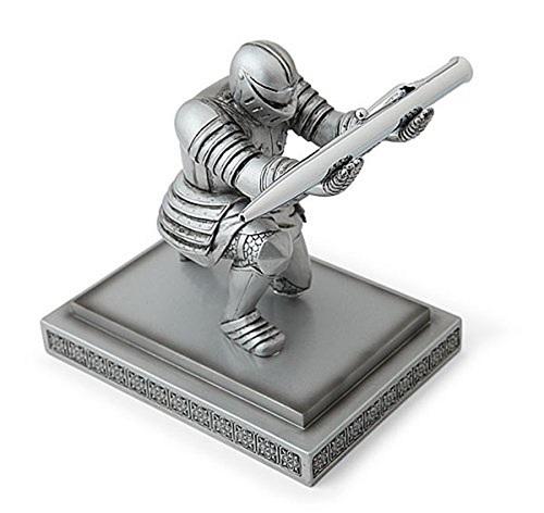 Executive Knight Pen Holder