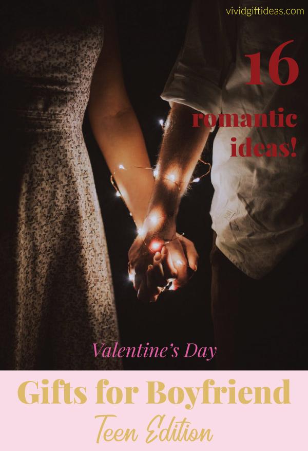 Valentine's Day Gifts for Boyfriend (Teen Edition)
