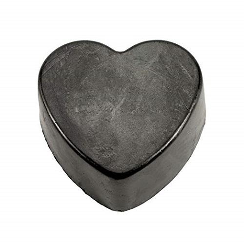 Lava Love Black Heart Volcano Soap