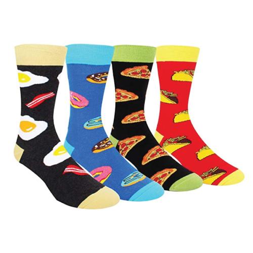 Crazy Food Crew Socks