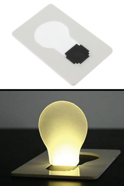 Portable LED Pocket Bulb
