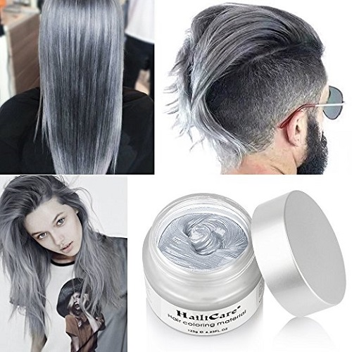 Temporary Hair Coloring Hair Wax