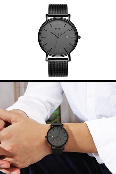 BUREIWrist Watch