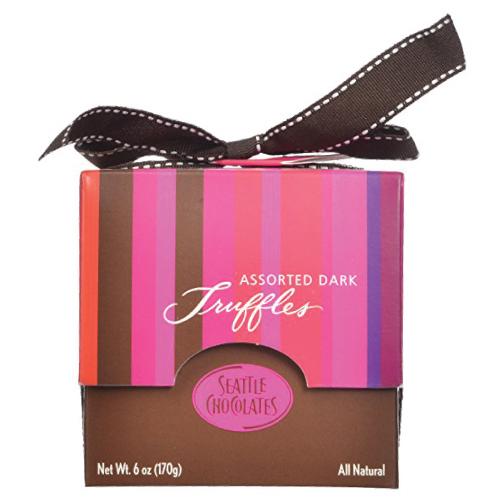 Seattle Chocolates Truffles