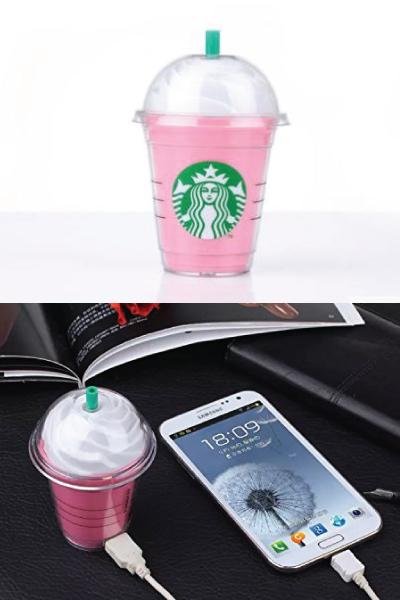 Starbucks Portable Charger