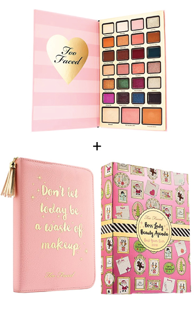 Too Faced Boss Beauty Lady Agenda