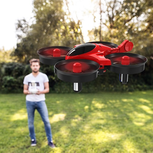 gifts for engineers GoolRC T36 Mini RC Quadcopter Drone