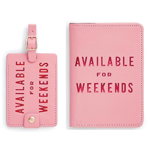 Ban.do Passport Holder and Luggage Tag