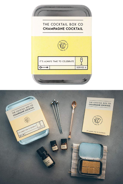 The Cocktail Box Co. Premium Cocktail Kit