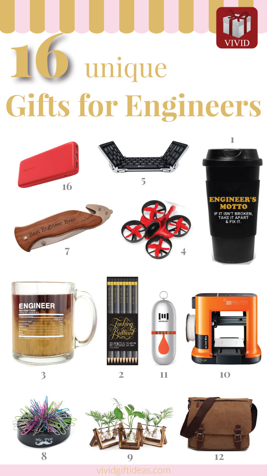 Gifts for Engineers