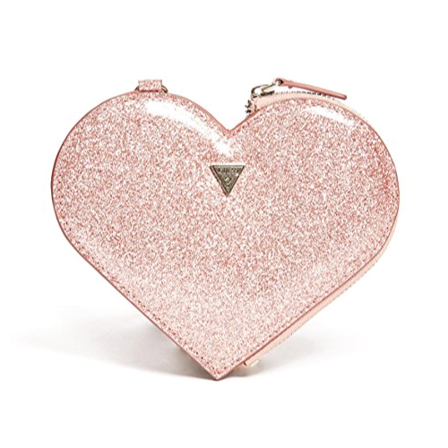 GUESS Heart Coin Purse