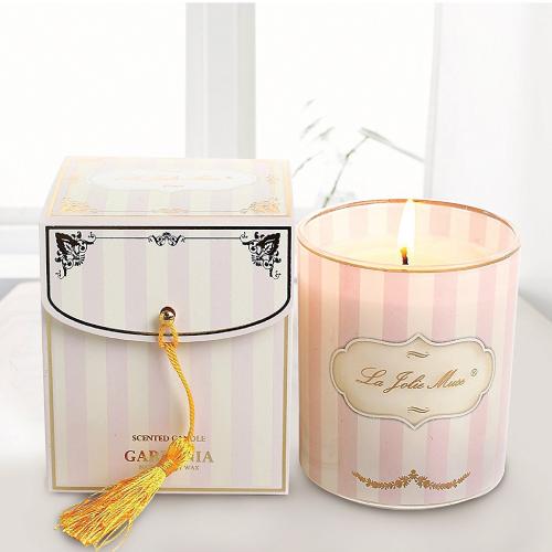 La Jolie Muse Gardenia Candle