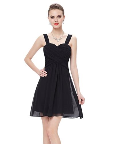 Ever Pretty Ruffles Chiffon Dresses