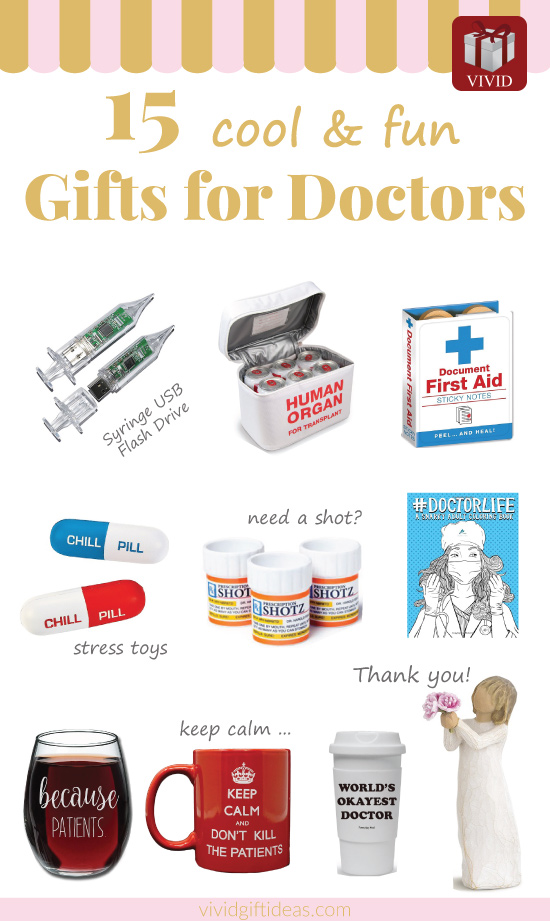 2018 Doctors Day Ideas: Best Appreciation Gifts for Doctors