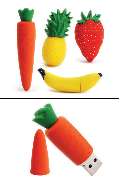 Fruits USB Flash Drive