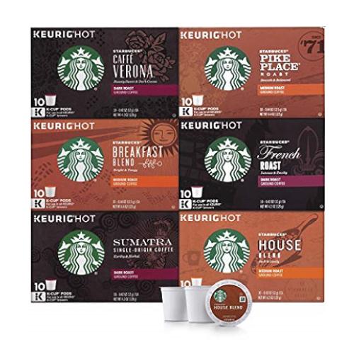 Starbucks K-Cup Variety Pack