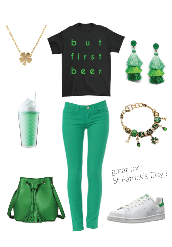 St Patrick S Day Outfit For School Teenage Fashion Tips