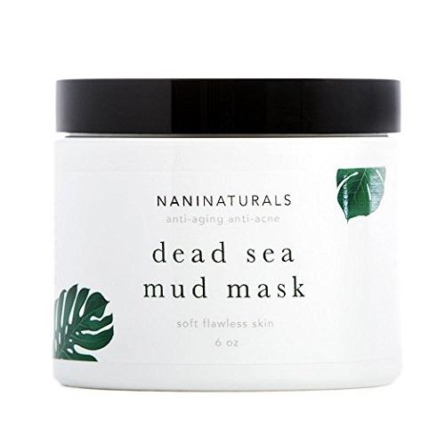 Nani Naturals Dead Sea Mud Mask Facial Treatment