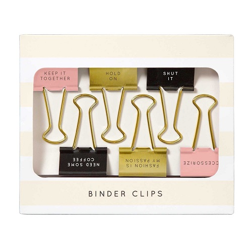 C.R. Gibson Binder Clips