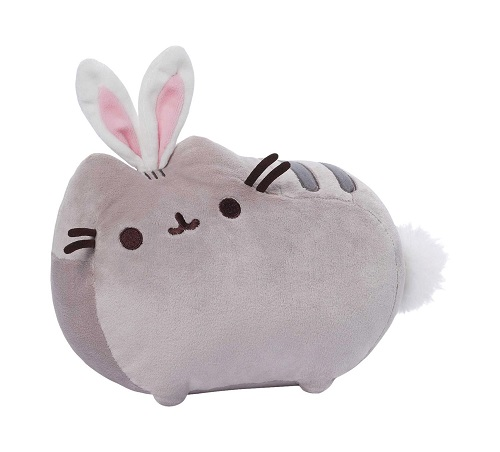GUND Pusheen Cat as Bunny Rabbit Plush