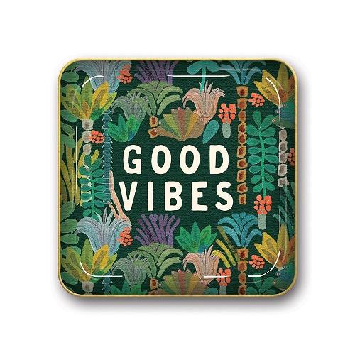 Good Vibes Trinket Dish