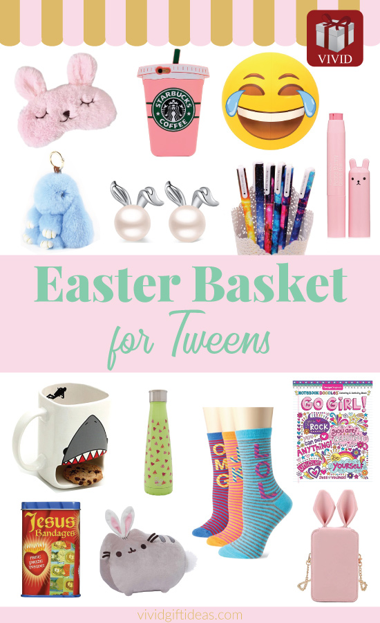 Best easter basket ideas for tweens ideas suggested by the middle easter basket ideas for tweens negle Images