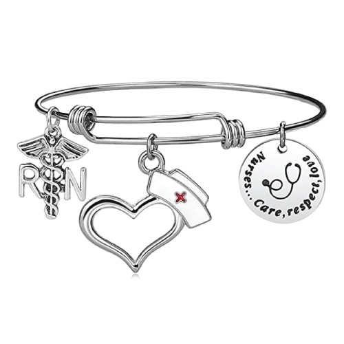 iJuqi Nurse Bangle Bracelet