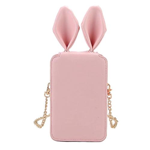 Rabbit Ear Crossbody Shoulder Bag