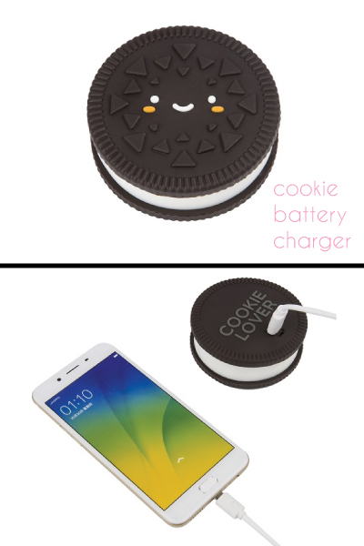 Cookie Emoji Powerbank