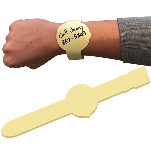 Time Will Tell Sticky Notes