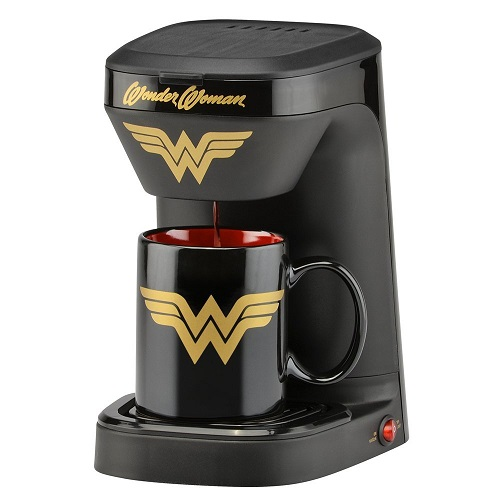 DC Wonder Woman Coffee Maker