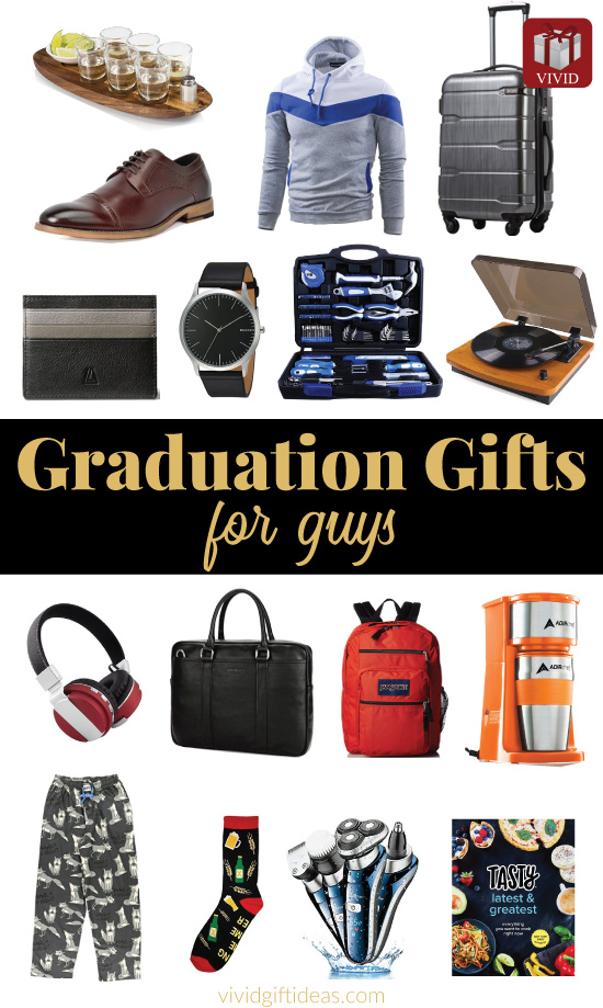inexpensive high school graduation gifts for guys